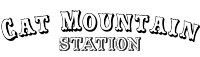 Cat Mountain Station Logo