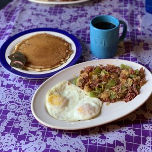 Coyote Hash Southwestern Breakfast Coyote Pause Cafe