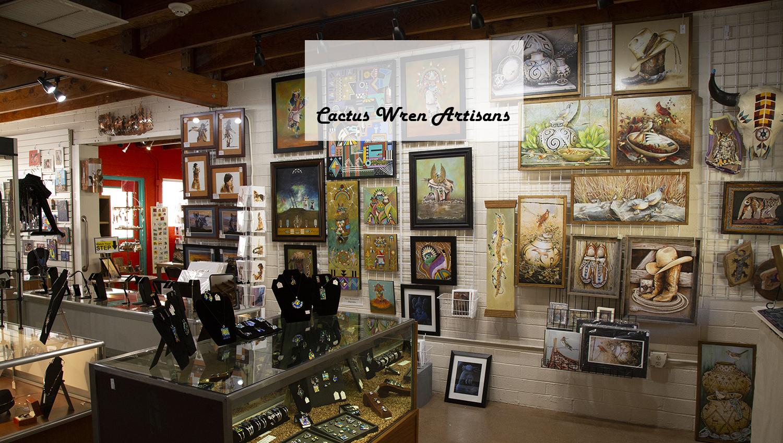 Cactus Wren Artisans