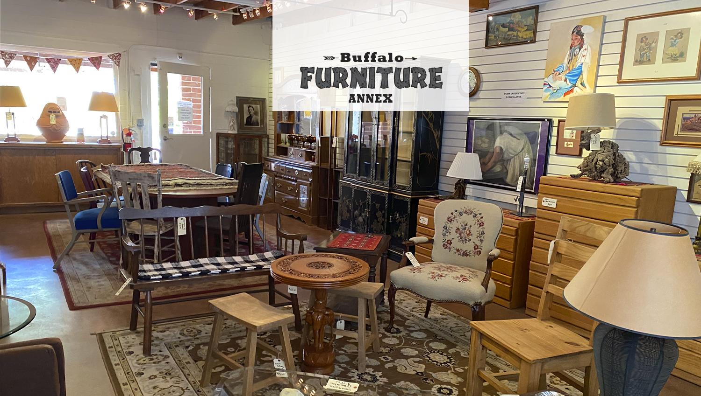 Buffalo Furniture Annex Slider